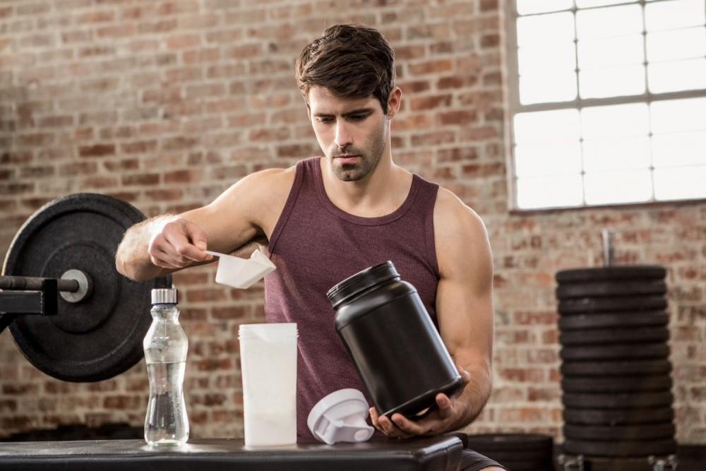 How L-Glutamine helps with Working Out?
