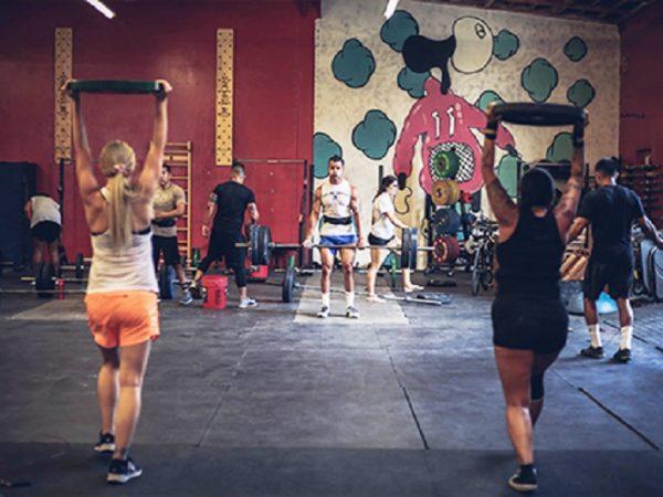 CrossFit Los Angeles 101