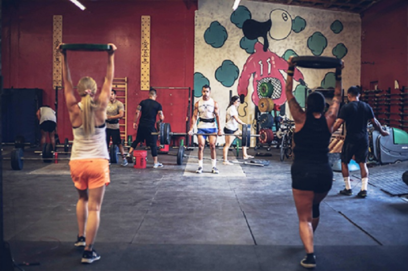 CrossFit Los Angeles 101