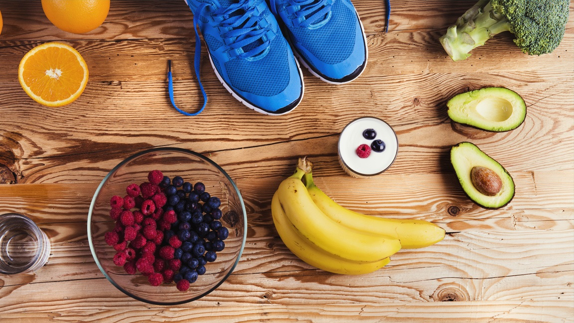 Four Essential Food Class For People Who Exercise
