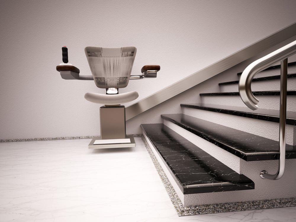 Why is Stair lift Good Solution for Mobility?