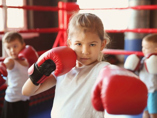 Health Benefits Which Boxing Training Offers