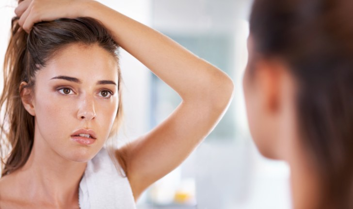 4 Reasons youcould be losing hair