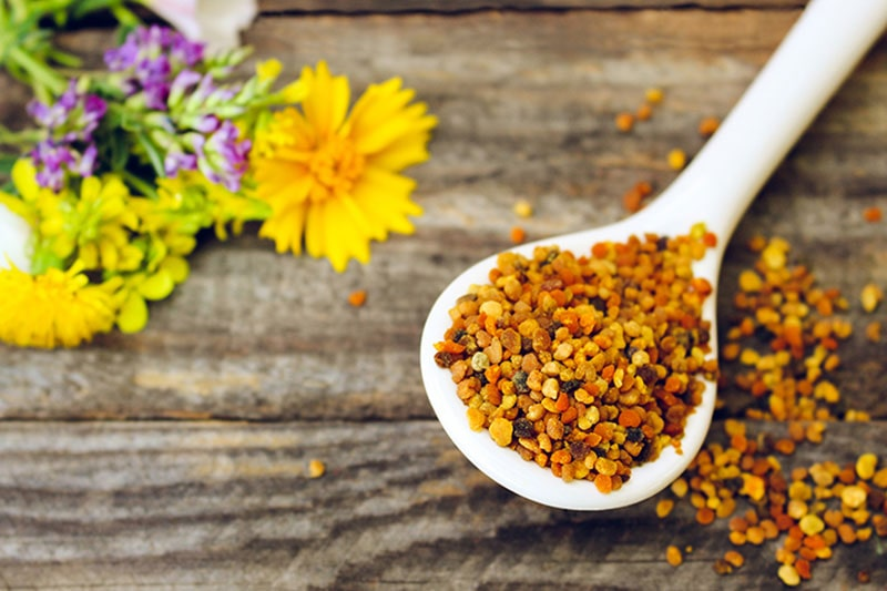 Why Should You Consume Bee Pollen For Allergies?