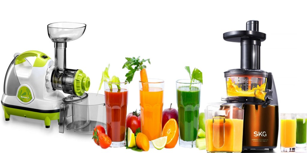 Difference Between Horizontal and Vertical Juicers