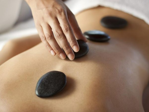 What happens in Hot Stone massage therapy